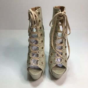Shoe Dazzle Shoes - Scene by Shoedazzle boots - Size 10